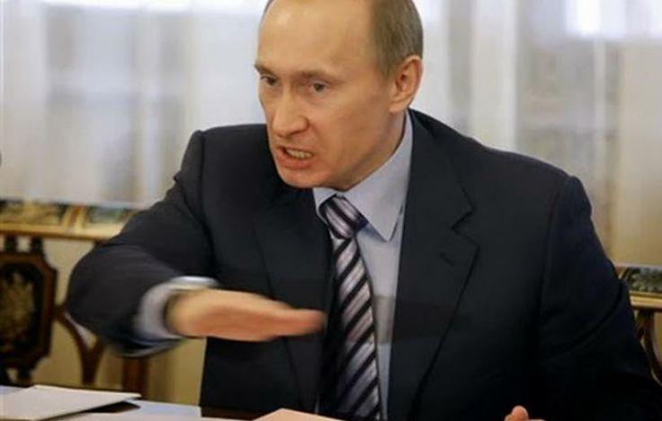 eleutheriaellinesnet: Πούτιν προς FSB: Αναλάβετε δράση εναντίον των ΜΚΟ ...