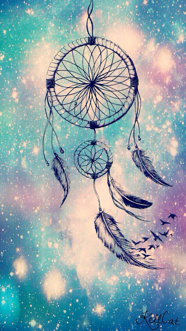 Cute Dream Catcher Wallpaper B