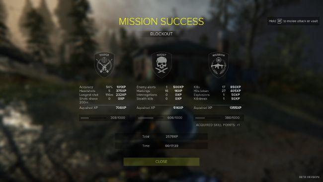 『Sniper Ghost Warrior 3 Open Beta』を遊ぶ。
