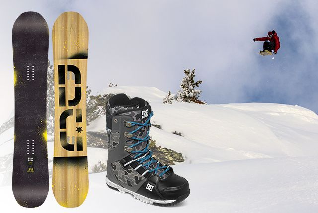 With winter right around the corner and DC Snowboarding and Snowboard Mag are giving you the chance to win a new snowboard and boots to keep your winter setup dialed. Enter now!