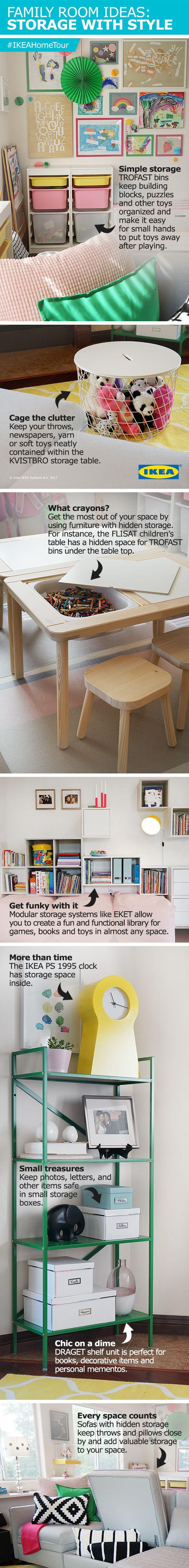 Best 25 living room playroom ideas on pinterest ikea for Ikea living room storage ideas