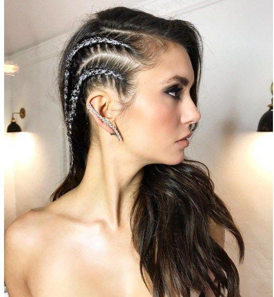 trança-glitter-penteado