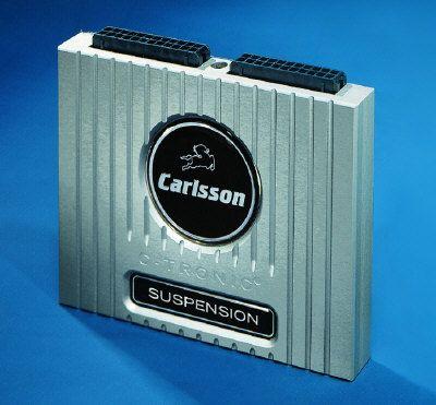 Carlsson C-tronic suspension.
