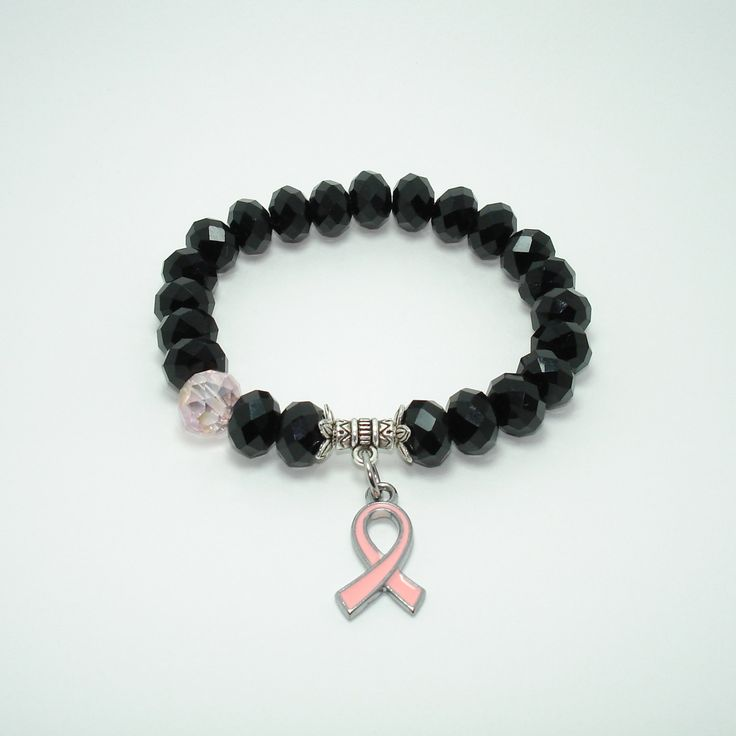 Crystal bracelet, Stainless Steel, Yoga Bracelet, Glass Bracelet, Boho Bracelet, Healing Bracelet, Black Bracelet, Positive Energy, Healthy de Mainashiki en Etsy