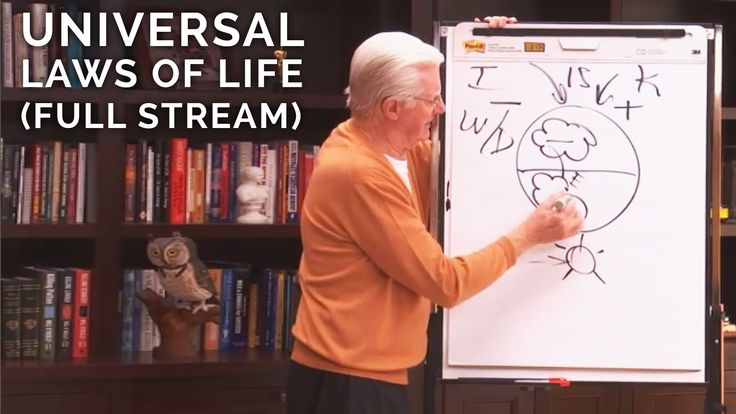 Universal Laws of Life - Full Stream