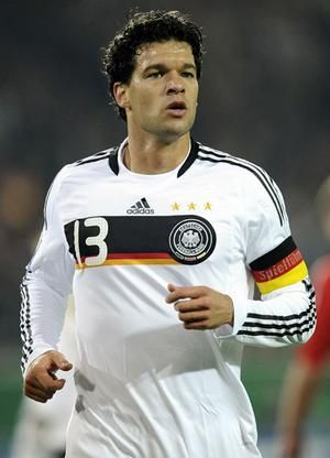 Michael Ballack (Germany)