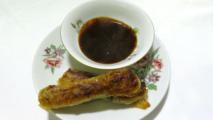 Jiřího menu bylo příjemnou změnou a vietnamské závitky se od své kamarádky naučil opravdu dobře.