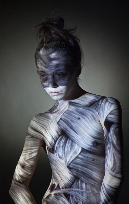 Microscopic Fashion | Anastasia Korosteleva
