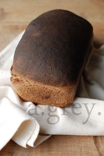 Zaczyn: 80 g zakwasu pszennego lub orkiszowego 125 g mąki orkiszowej razowej 80 g wody Wymieszać składniki do uzyskania miękkiego ciast...