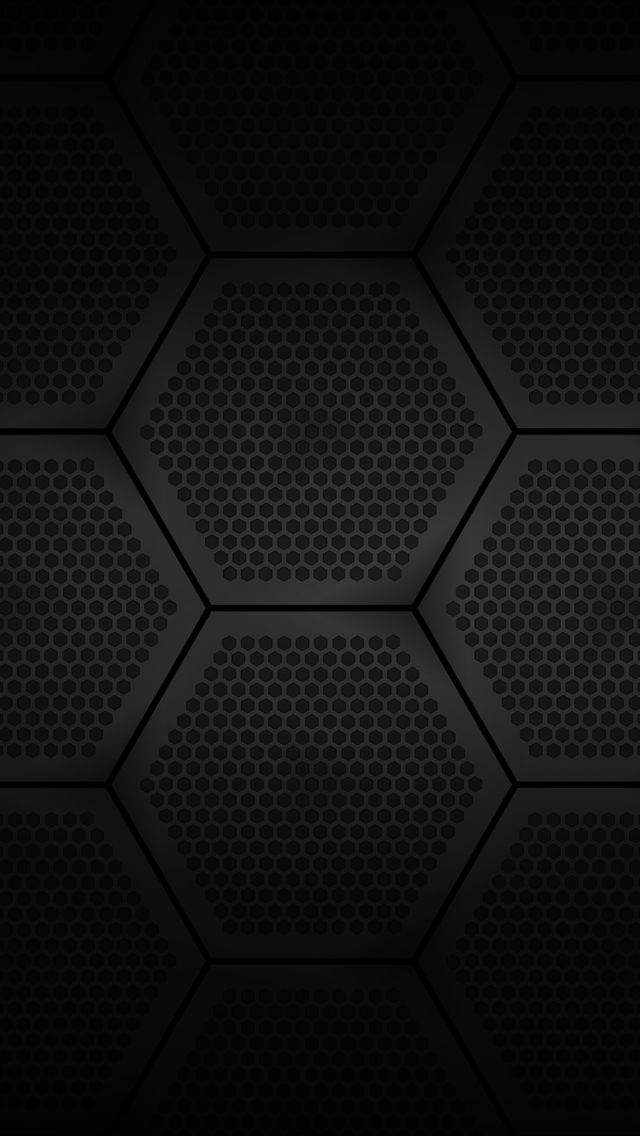 Hexagons Block iPhone 5s wallpaper