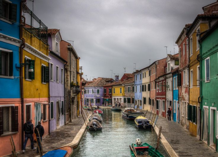 Burano, Venice, Italy by Eric Pelletier on 500px