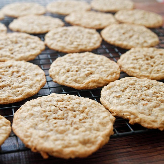 Chewy Oatmeal Coconut Cookies - Chocolate Chocolate and More!
