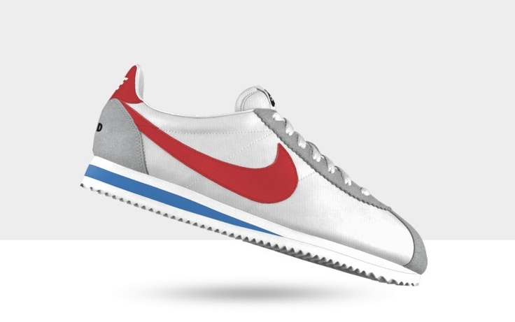 REPORT THIS FORGERY TO NIKE AND PINTEREST:     The Nike Cortez was Bill Bowerman's first masterpiece, debuting in 1972 as the lightest, most cushioned shoe on the track. Forty years later, it's back with classic materials, vibrant colors and modern insignias to choose from.