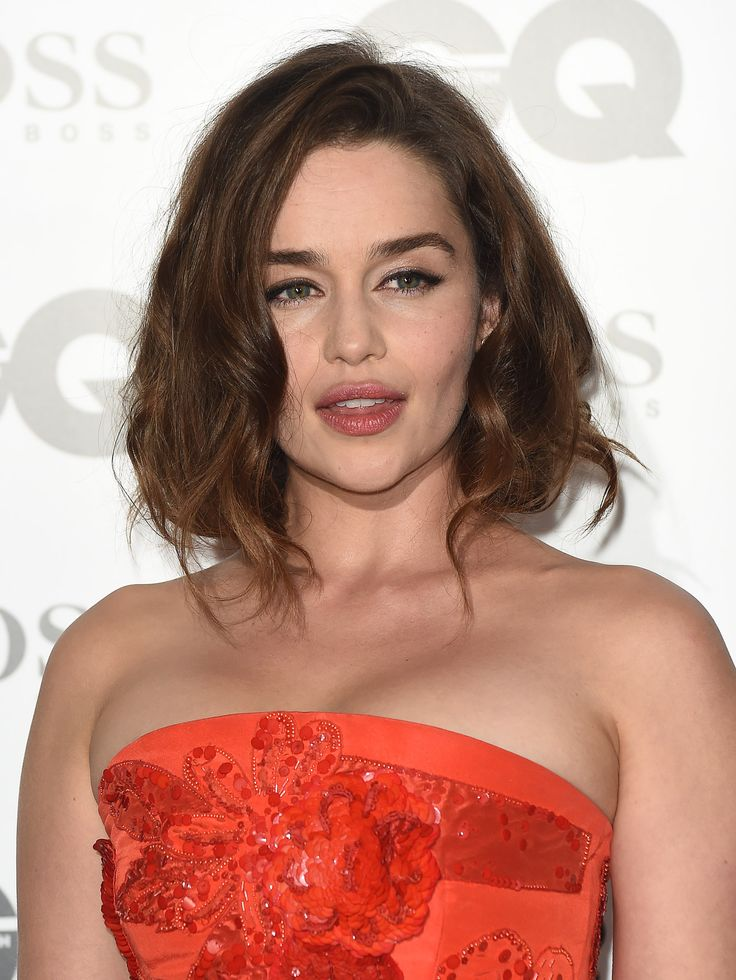 September 08: GQ Men of the Year Awards - 0809 GQmenoftheyear 0121 - Adoring Emilia Clarke - The Photo Gallery
