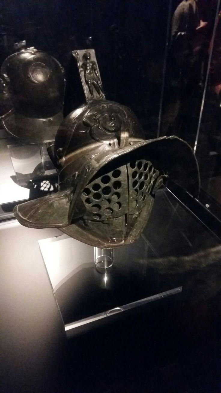 Gladiatoren Gallo-Romeins Museum Tongeren