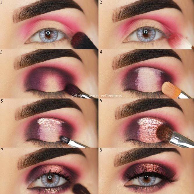 Eyeshadow Tutorial For Beginners picture 2