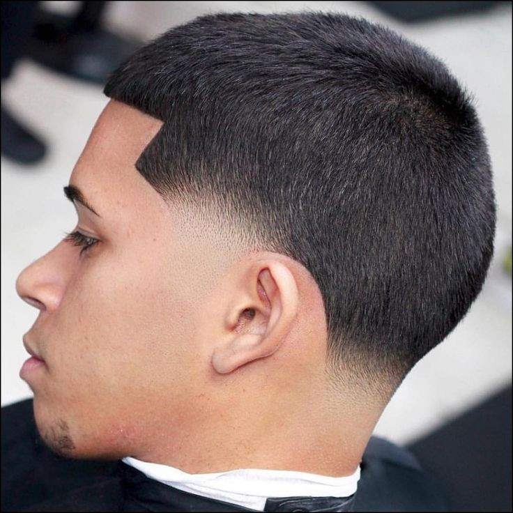 Skin Taper Haircut Example Cutts Tapered Haircut