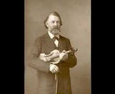 A neat audio recording of the great Joseph Joachim playing a Brahms Hungarian Dance.  After having students read chapter 8: the Joachim Mode, I would have students compare and contrast this and a more modern performance of this piece likely in equal temperament with a t-chart.