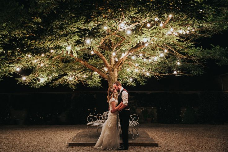 A Cotswolds Wedding at Merriscourt For A relaxed rustic Wedding with Bride In Justin Alexander, mismatched bridesmaid dresses And Images From Kate Grey Photography