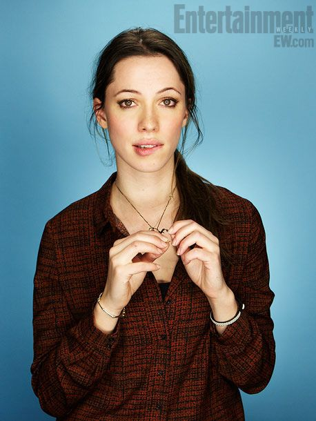Rebecca Hall from 'Lay the Favorite' visits our Sundance photo studio in Park City, Utah