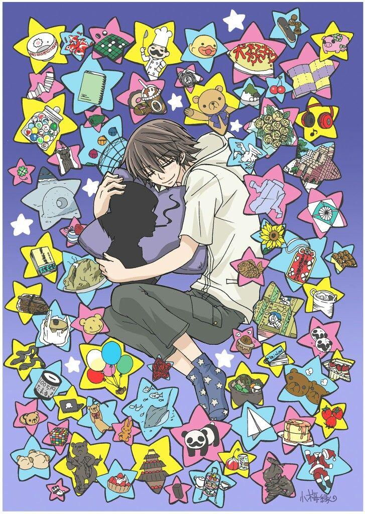 Junjou Romantica   By: @yukarikoume   Alice :3