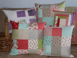 Matching throw pillows :)