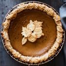 Try the Pecan Pumpkin Butter Pie Recipe on williams-sonoma.com/