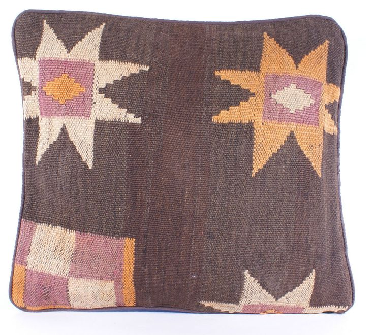 Orient Kelim Kissenhülle oriental Kilim Pillow   ca. 42x42 cm Nr.70358