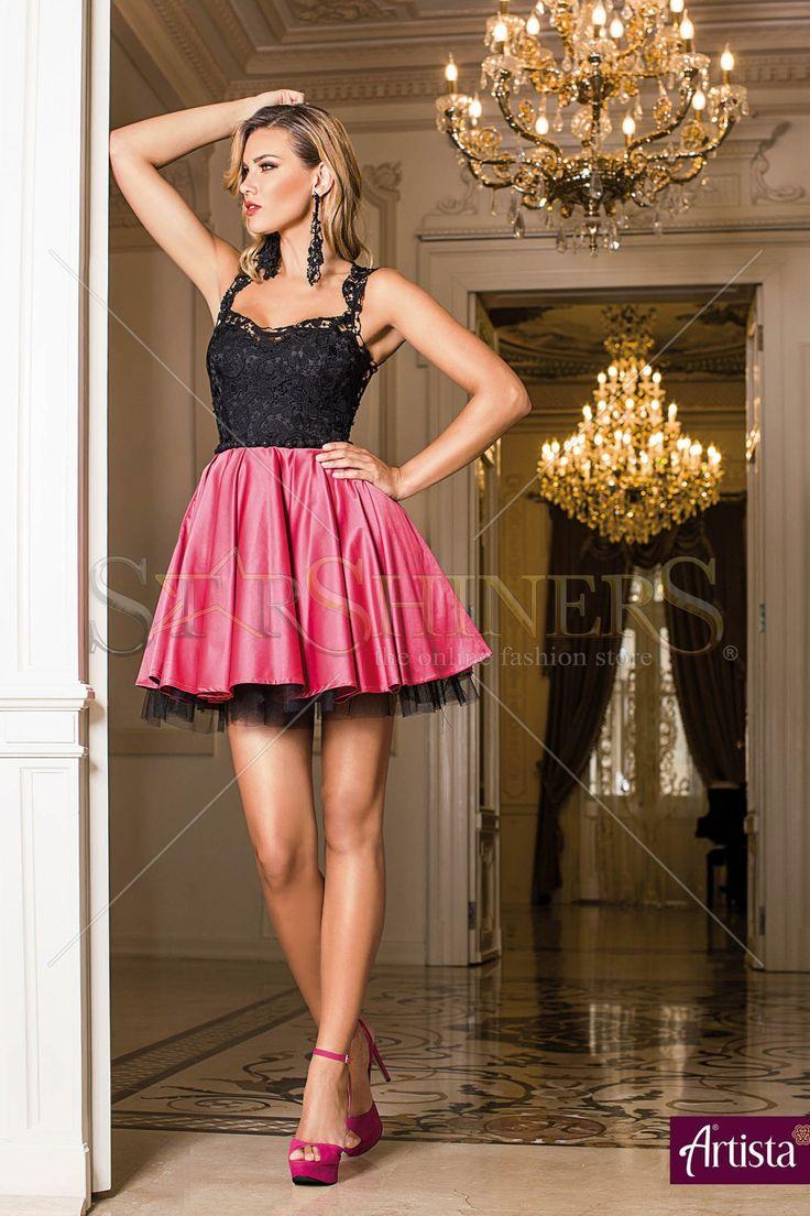 Artista Elegant Delice Pink Dress