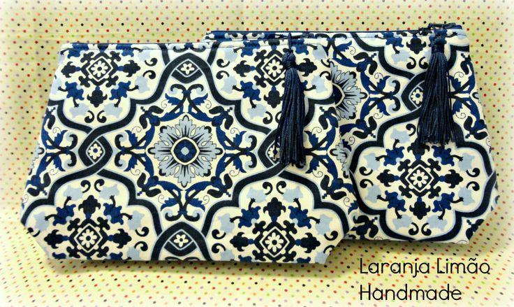 Necessaire by Laranja Limão Handmade