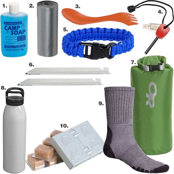 10 Camping Essentials Under $10 Each   Camping essentials ...