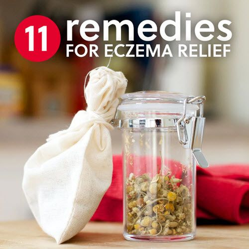 11 Remedies For Eczema Relief | Eczema (or dermatitis) is often the catchall phrase for skin conditions that leave you with inflamed and discolored skin.