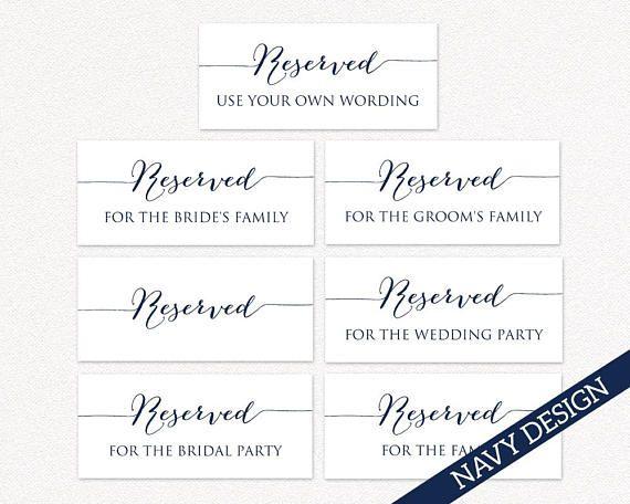 Pin On Wedding Sign Templates