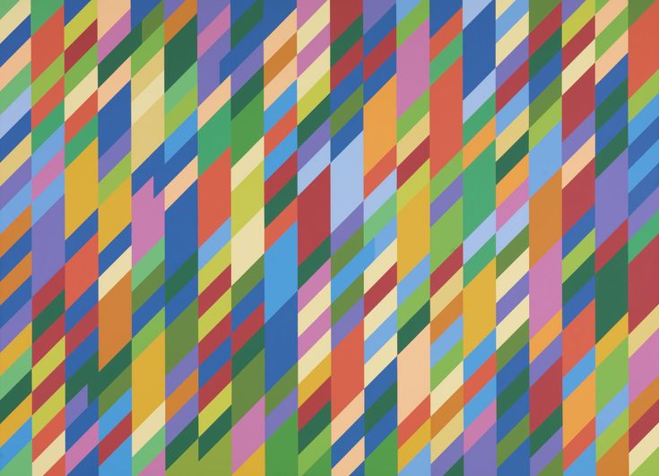 Bridget Riley, 'Nataraja' 1993