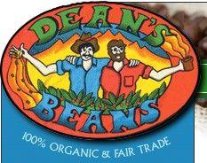 Love Deans Beans Coffee. Fresh, fair trade, organic. Great for anyone who makes their own espresso.