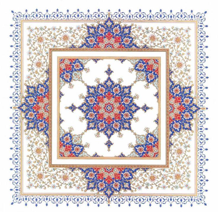 Persian Design 9