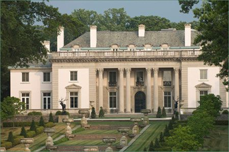 Nemours Mansion And Gardens Wilmington Del Mansion
