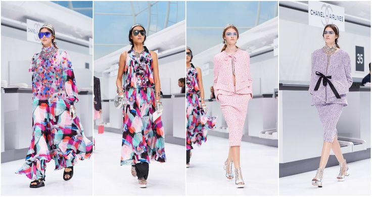 Moda Preview | Chanel Primavera Verano 2016 | PFW