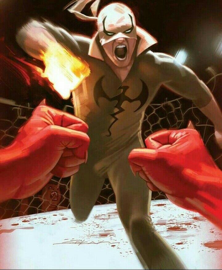Iron fist vs Daredevil