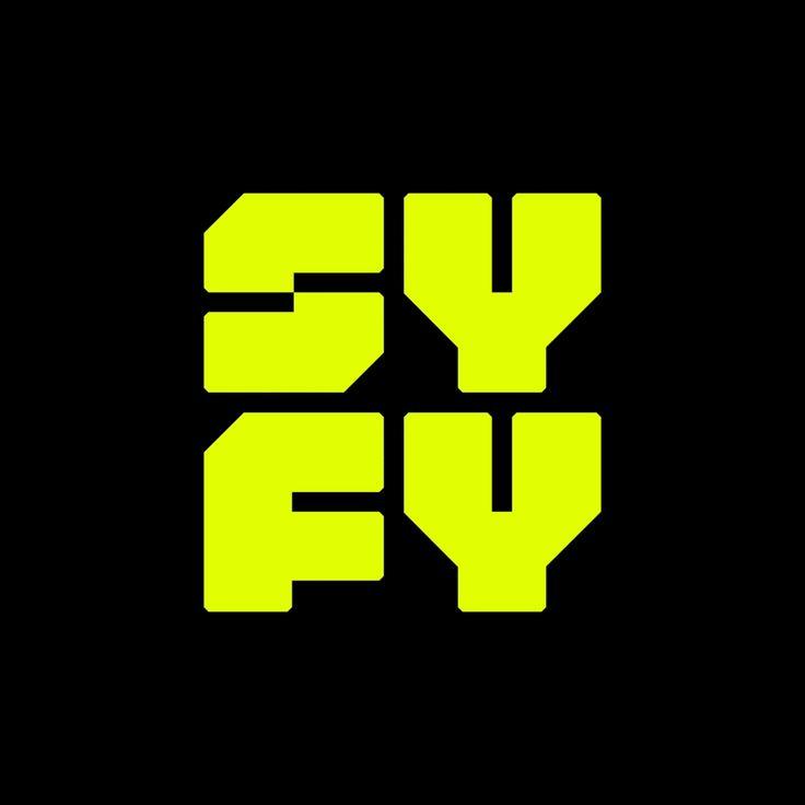New Logo for Syfy by Loyalkaspar