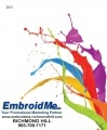 Looking for Promotional Ideas? Check our New Flip Catalogue - RhEmbroidme2013