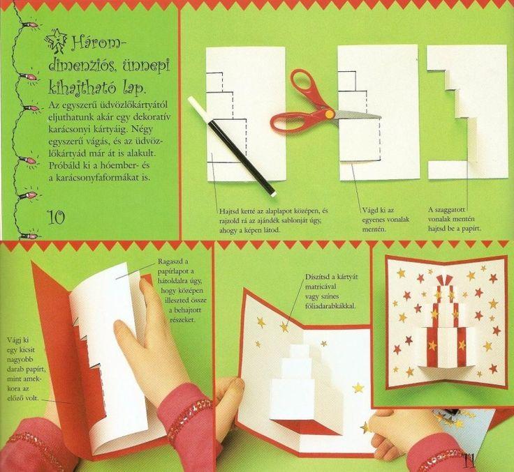 Поздравления марта, открытка своими руками для детей пошаговая инструкция
