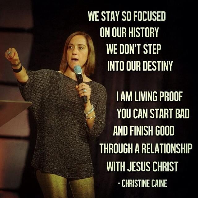Christine Caine women of power