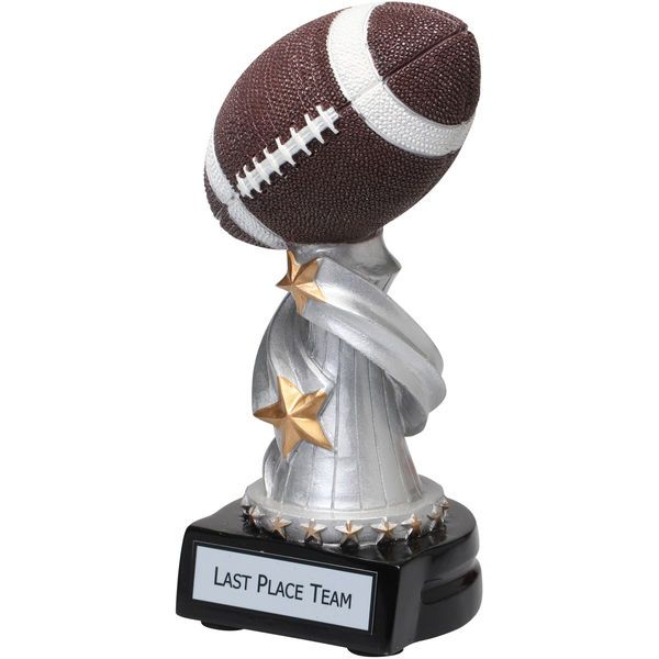 "7"" Last Place Fantasy Football Trophy - $29.99"