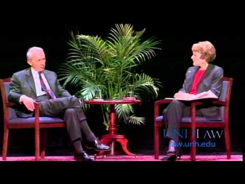Former Supreme Court Justice Souter on The Danger of America's 'Pervasive Civic Ignorance' - YouTube