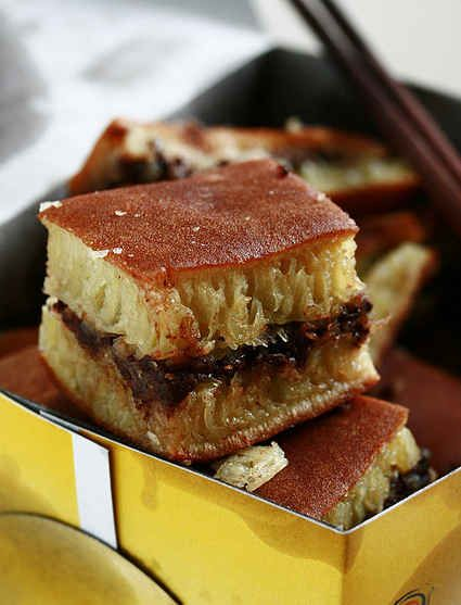 Martabak Manis! One of many delicious Indonesian dishes you need to try.