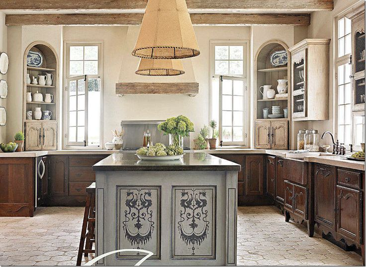 18 best valencia dining room images on pinterest for Luxury french kitchen