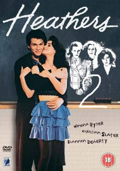 Heathers. So many great lines in this movie! Love Christian Slater. http://watchmovie.fullstreamhd.net/play.php?movie=