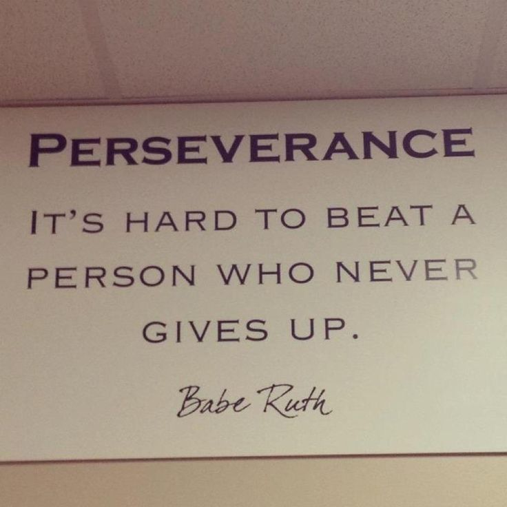 Persistence Motivational Quotes: 35 Best Perseverance Images On Pinterest