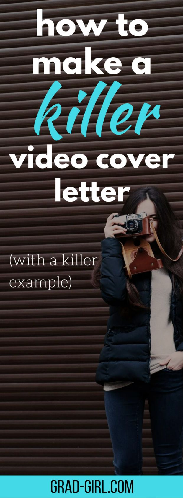 Video cover letter part of your job description? Get the steps for how to make a killer video cover letter from start to finish (plus a real example!).